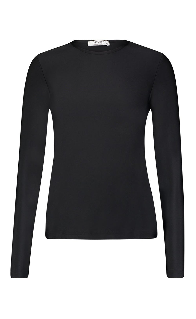 Long-Sleeved Swim T-Shirt Swim T Cover Clothing