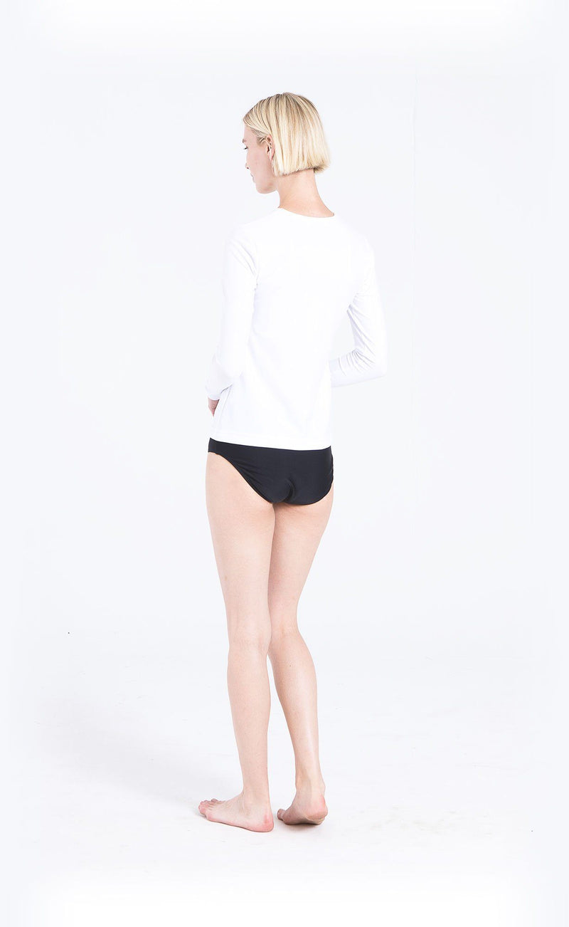 Long-Sleeved Swim T-Shirt - Cover Swim