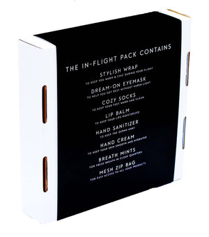Mini In-Flight Travel Pack