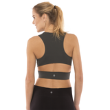 Lexi Back Slash Medium Impact Yoga Gym Bra