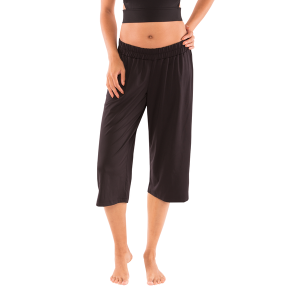 Flow Relaxed Yoga Culotte