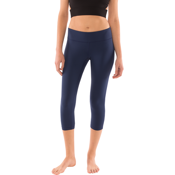 For the Bold Yoga Legging Essentials Capri