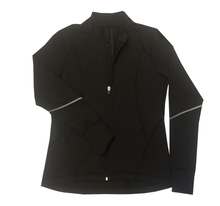 Load image into Gallery viewer, Mega-cool Plus Reflective Mesh Zipper Jacket