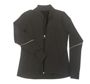 Mega-cool Plus Reflective Mesh Zipper Jacket