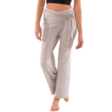 Delilah Relaxed Wrap Around Yoga Pants