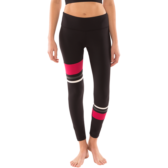 Roxy II Colorblock Yoga Leggings