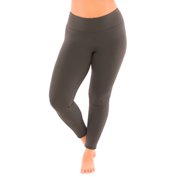 Start Your Warmup Plus Essentials Yoga Leggings