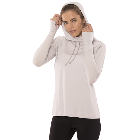 Outdoor Warrior Hooded Long Sleeve
