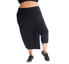 Load image into Gallery viewer, Zen Plus Skirt Capri