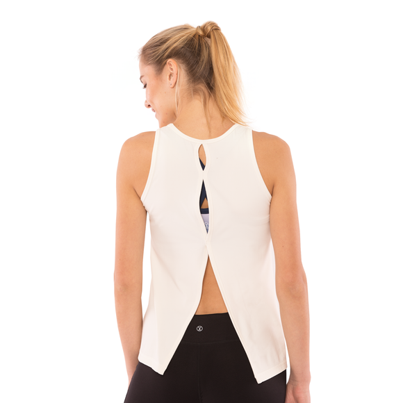 Rockaway Crescent Back Yoga Tank