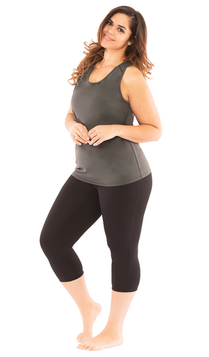 Mind and Body Plus Yoga Tank
