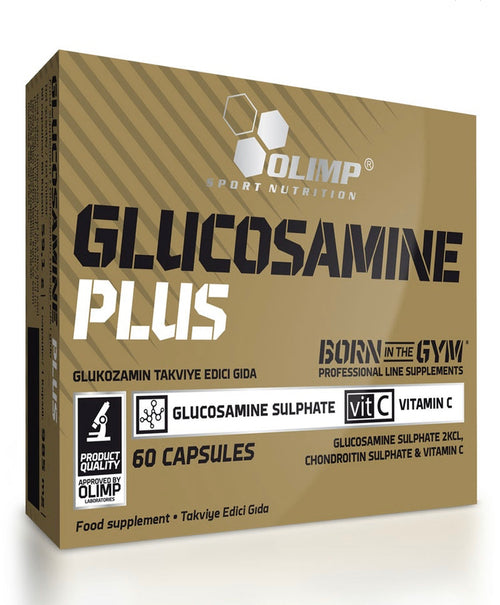 OLIMP - GLUCOSAMINE PLUS - Fitness Factory