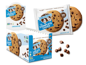 Lenny & Larry's The Complete Cookie - Vegan Protein Cookies - Fitness Factory