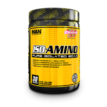 ISO Amino 30 servings - Fitness Factory