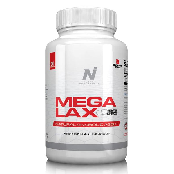 Nutra Innovations MegaLax - 90 caps - Fitness Factory