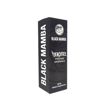 Black Mamba Venom - Liquid S.A.R.M Tri-Blend 30 servings - Fitness Factory