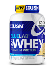 USN - Blue Lab 100% Whey - 2kg - Fitness Factory