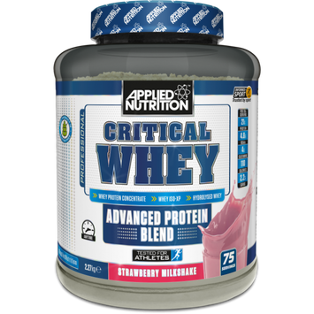 Applied Nutrition Critical Whey 2.27kg - Fitness Factory