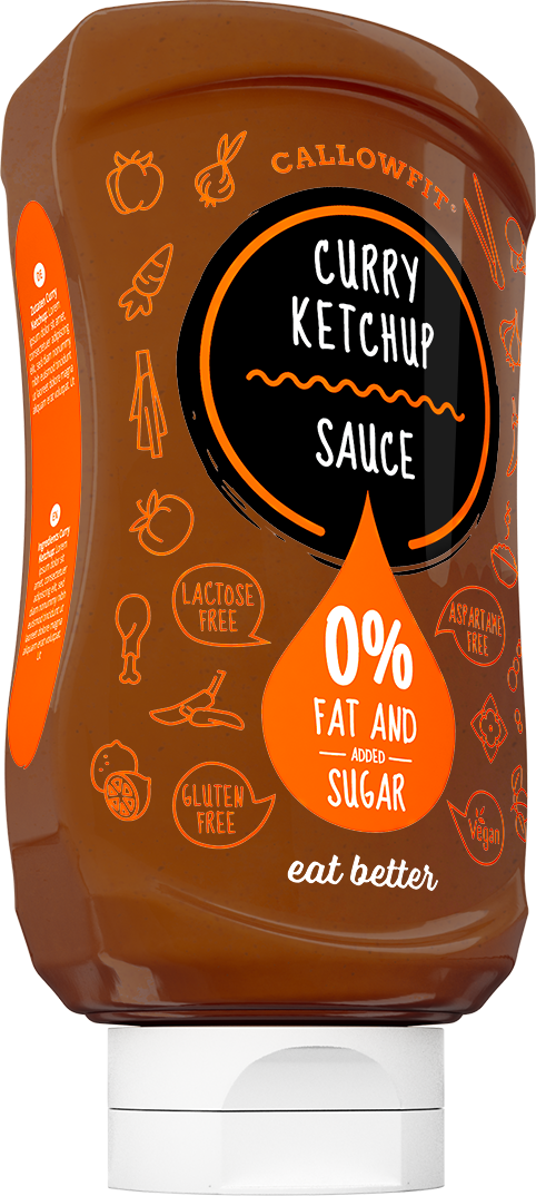 CallowFit - Super Lower Calorie Sauce - 300ml - Fitness Factory