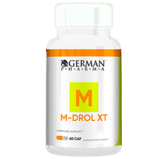 German Pharma M-DROL XT - Fitness Factory