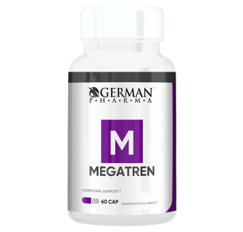 German Pharma Megatren - Fitness Factory
