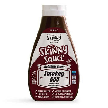 The Skinny Food Co - Skinny Sauce - Virtually Zero® Sugar Free Sauce - 425ml
