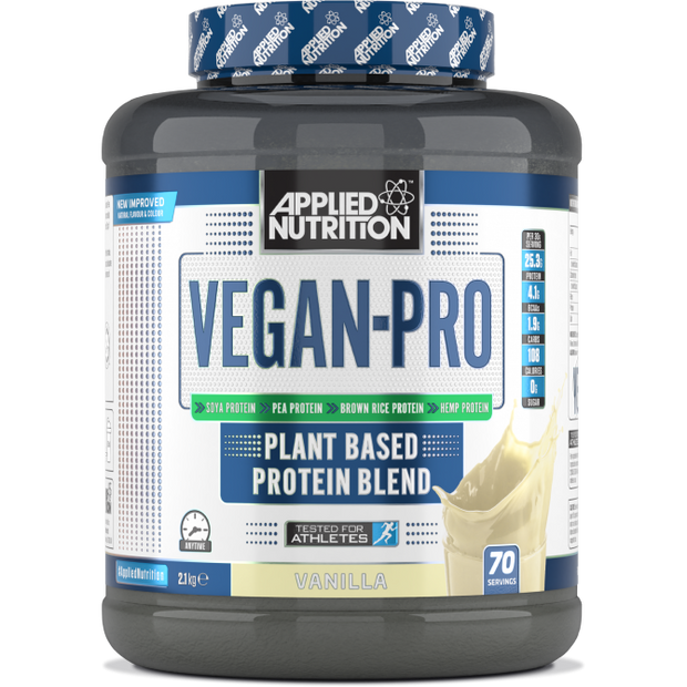 Applied Nutrition Vegan Pro - 2.1kg - Fitness Factory
