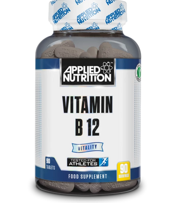 Applied Nutrition Vegan B12 - 90 tabs - Fitness Factory