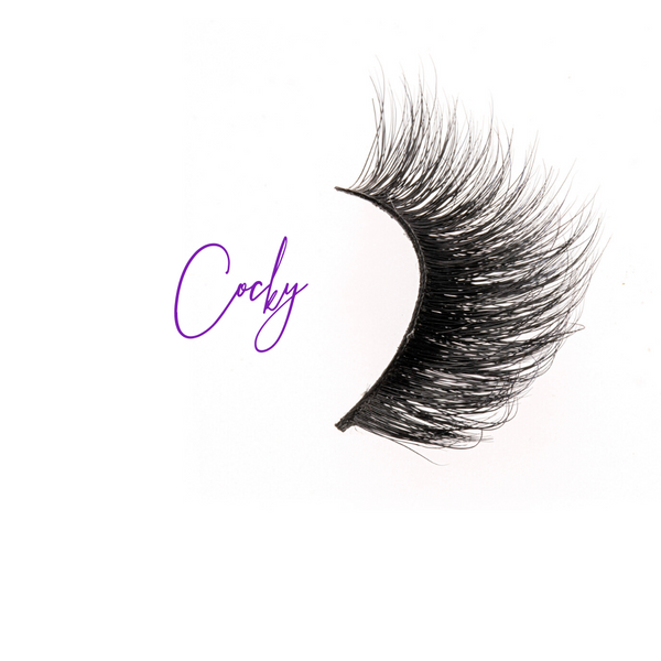 Mink Lashes - Snooty Girl Hair and Lash Studio