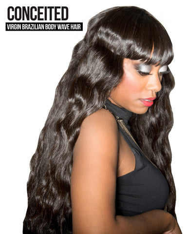 "Brazilian ""Conceited"" Body Wave"