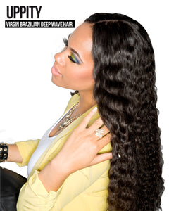 "Brazilian ""Uppity"" Deep Wave"
