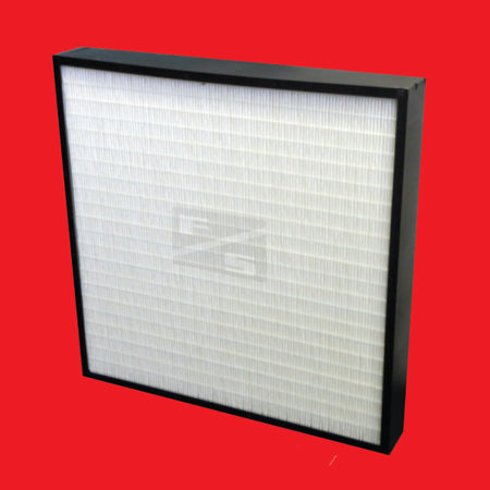 Mini-Pleated Air Filters