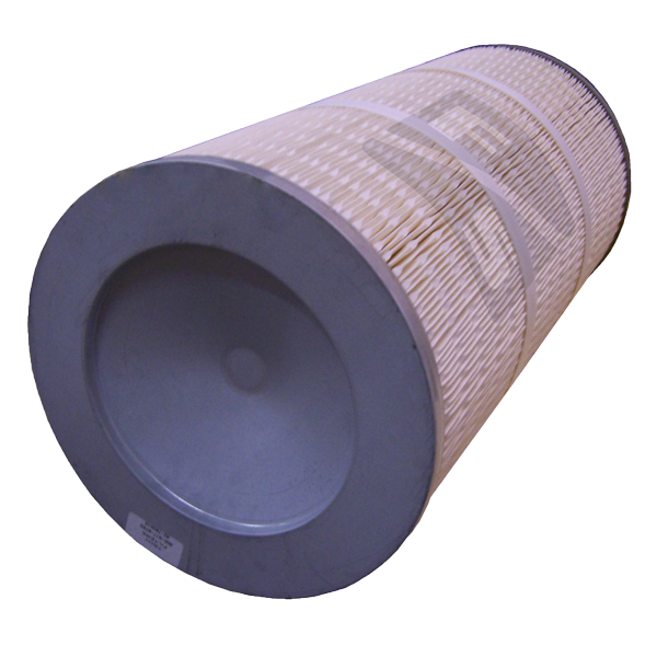 AIRFLOW SYSTEMS 7FR0-2025 Spunbond Poly Cartridge Replacement Filter