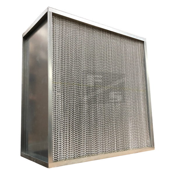 Micro-Cell ULTRA 99.97% HEPA Filter High Capacity 24x24x11-1/2 Metal Frame