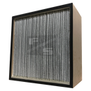 AIRFLOW SYSTEMS 7FH9-9712 99.97% HEPA Wood Frame Filter Replacement