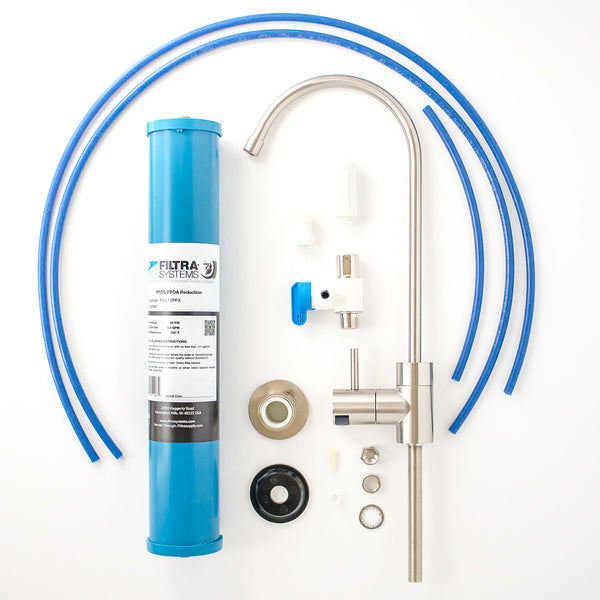 Under Sink Mounted PFAS Filter <br> Connection Kit B