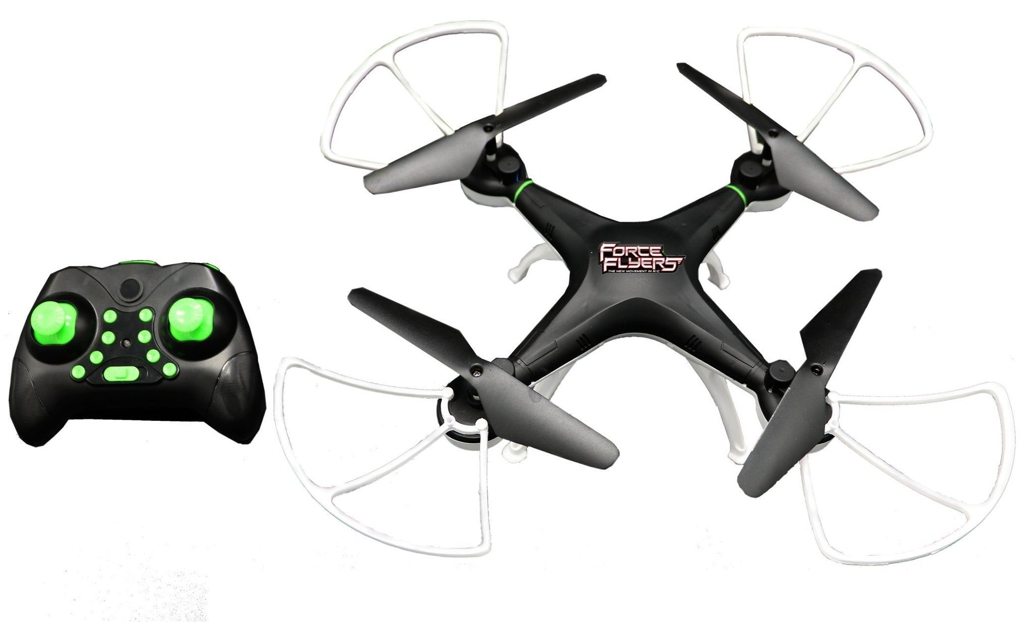 "12"" Discovery Drone w/Hi Res Camera & 4GB SD Card"