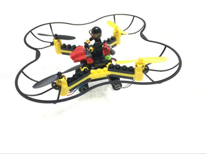 DIY Building Block Fly n Drive Drone