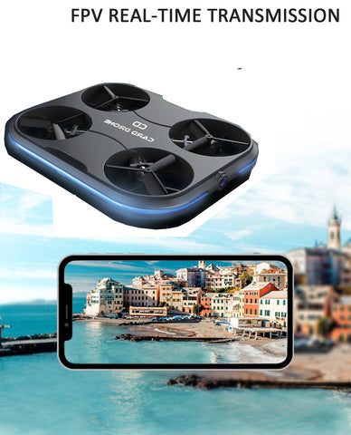 Card Drone w/Hi Res WiFi FPV Camera