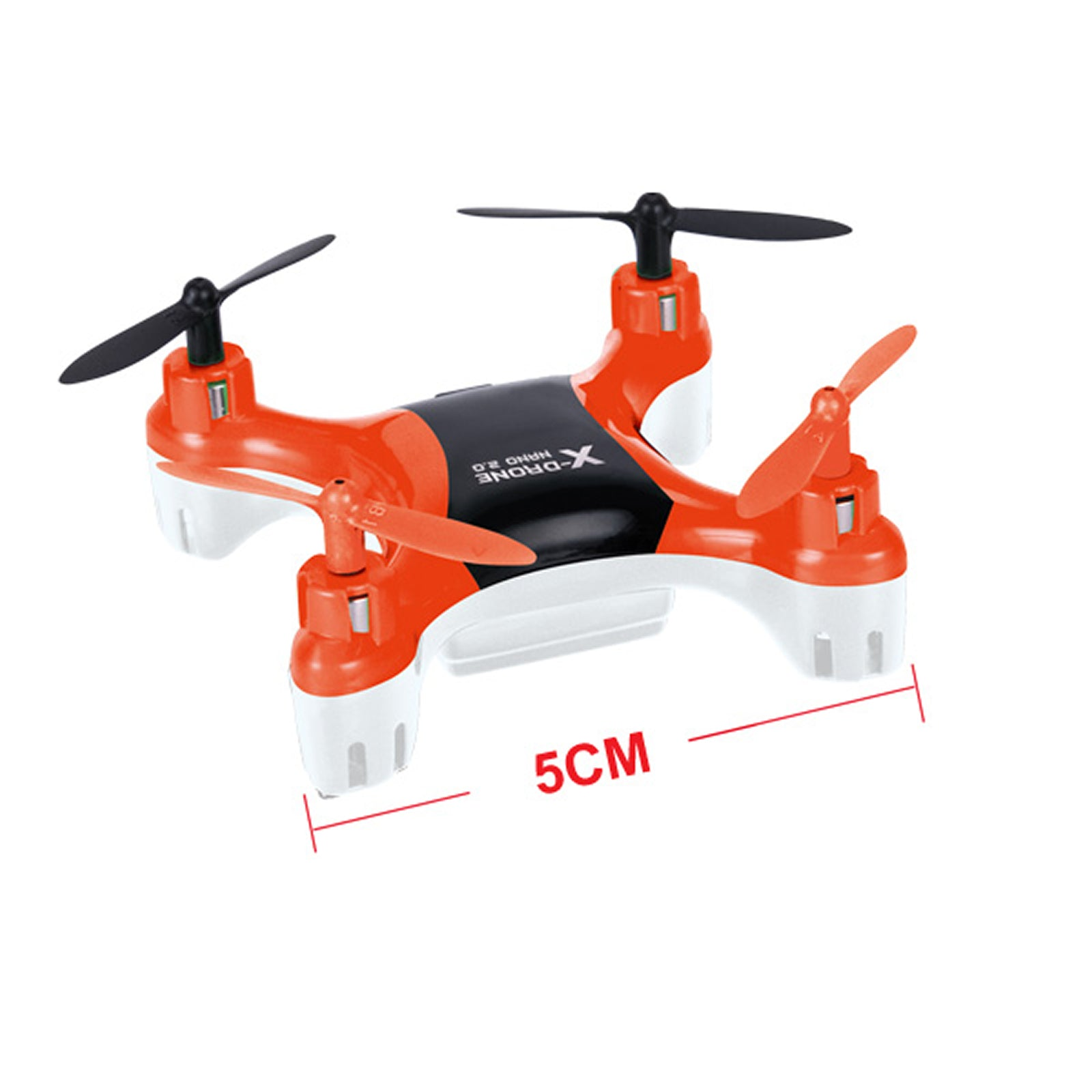 5cm Micro RC Drone - Fly the Bug!