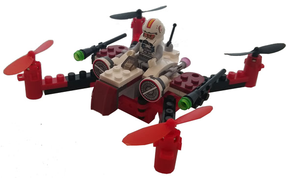 Space Fighters Building Block Drone - Star Destroyer
