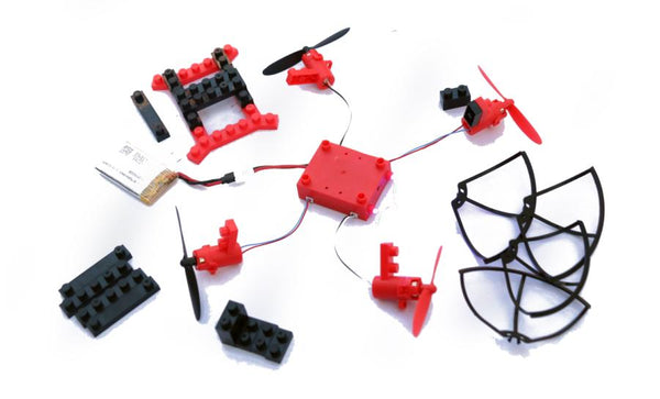 DIY Building Block Drone