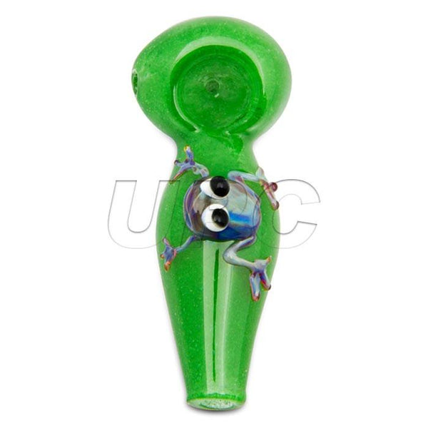 Froggy Frit Pipe