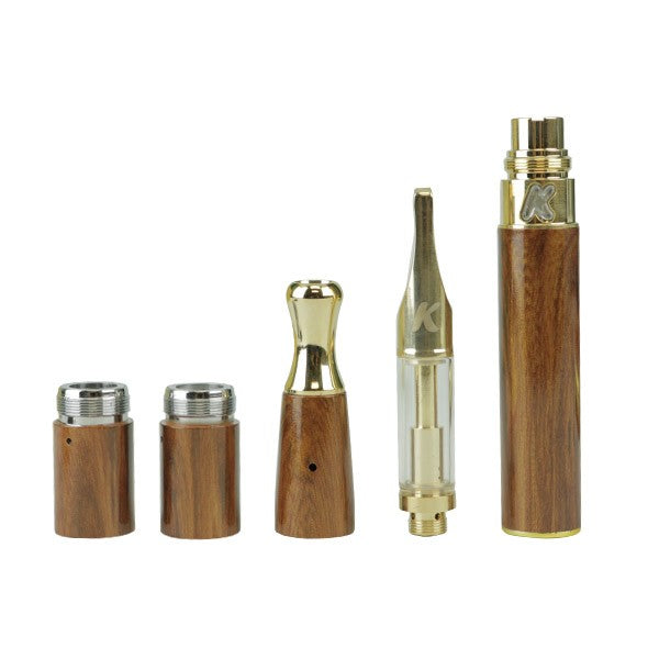 KandyPens Flacko Jodye Vaporizer - Walnut Collection