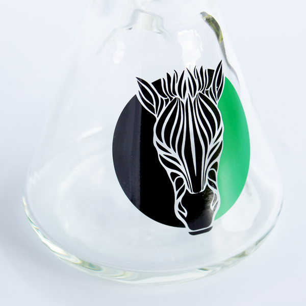 "Green Zebra 12"" Water Pipe Kit"