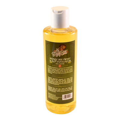 Honey Bee Sweet Scalp Exfoliator 8oz