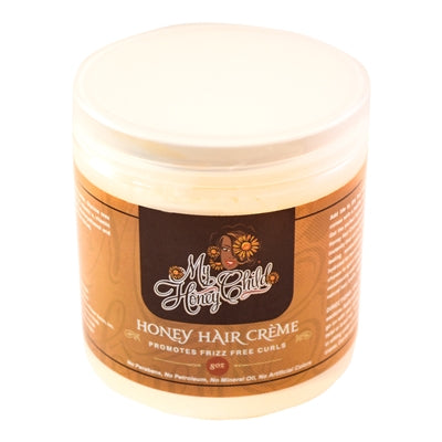 Honey Hair Creme 8oz