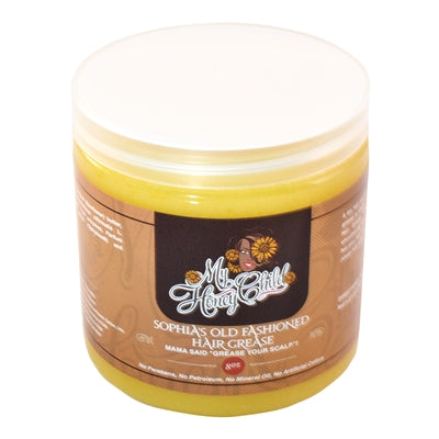 Sophia's Old Fashioned Hair Grease 8oz