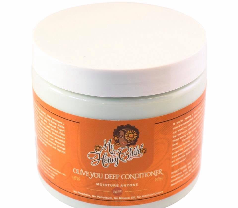 Olive You Deep Conditioner 16oz