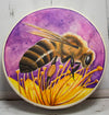 Handmade Honey Bee Spirit Drum